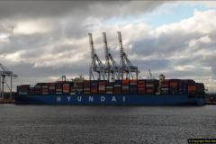 2016-11-22 to 23 Southampton & At Sea. (50)050