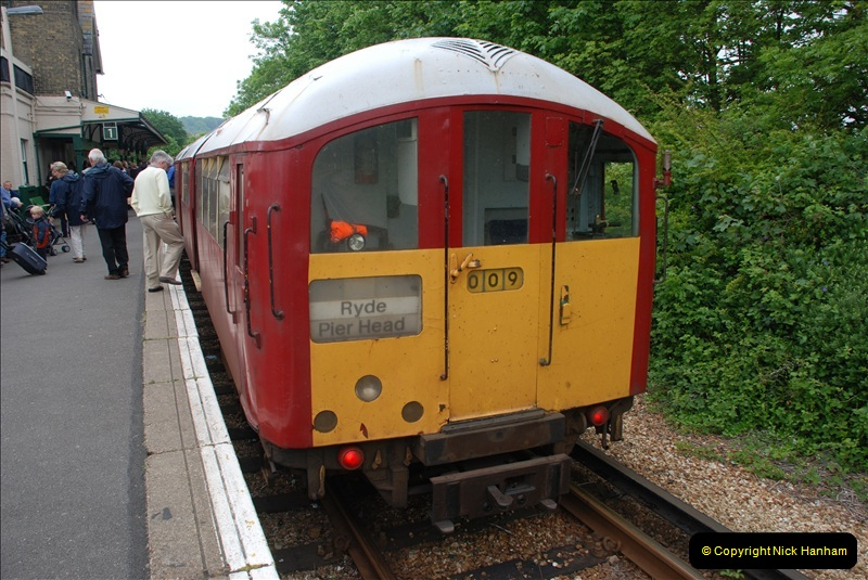 2008-05-16 Island Line, IOW.  (31)31