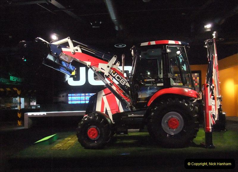 2012-04-16 JCB Visit. Rocester, Staffordshire.  (79)0079