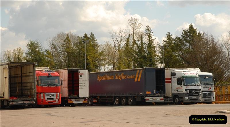 2012-04-16 JCB Visit. Rocester, Staffordshire.  (91)0091