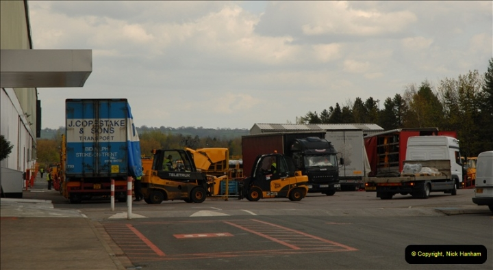2012-04-16 JCB Visit. Rocester, Staffordshire.  (108)0108
