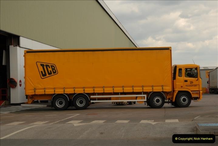 2012-04-16 JCB Visit. Rocester, Staffordshire.  (111)0111