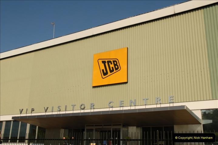 2012-04-16 JCB Visit. Rocester, Staffordshire.  (5)0005