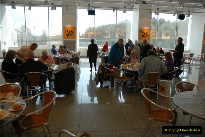2012-04-16 JCB Visit. Rocester, Staffordshire.  (99)0099