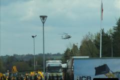 2012-04-16 JCB Visit. Rocester, Staffordshire.  (89)0089