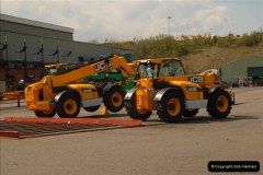 2012-04-16 JCB Visit. Rocester, Staffordshire.  (94)0094