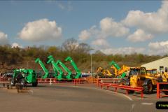 2012-04-16 JCB Visit. Rocester, Staffordshire.  (95)0095
