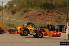 2012-04-16 JCB Visit. Rocester, Staffordshire.  (98)0098