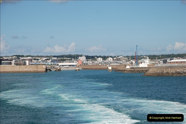 2012-07-30 Jersey to Poole via Guernsey.  (270)573