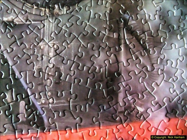 2014-12-29 to 2015-01-10 Very difficult with 1000 different shaped pieces.  (16)035