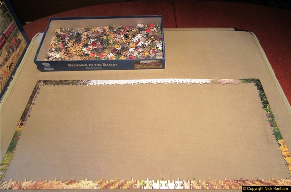2017-01-12 to 15 First jigsaws of 2017. (25)341