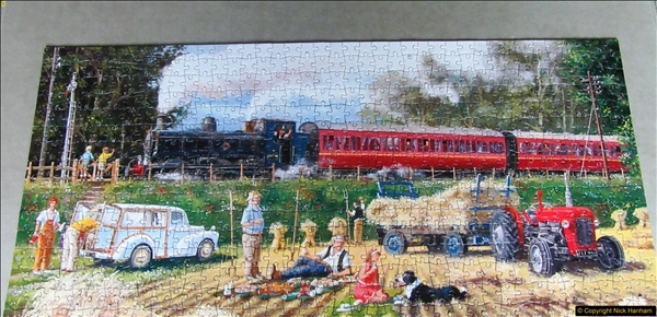 2017-01-12 to 15 First jigsaws of 2017. (30)346