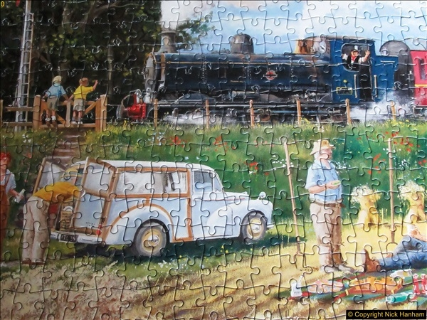 2017-01-12 to 15 First jigsaws of 2017. (31)347