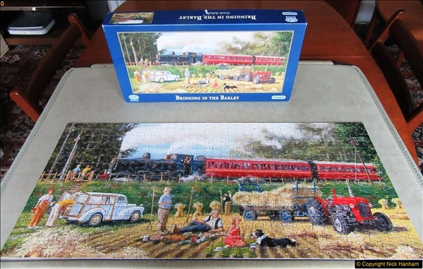 2017-01-12 to 15 First jigsaws of 2017. (37)353