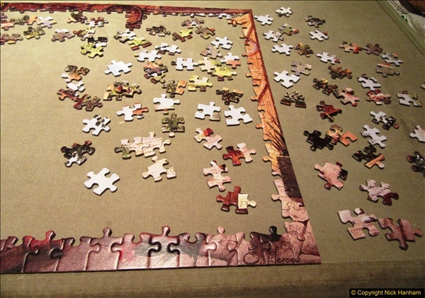 2017-01-12 to 15 First jigsaws of 2017. (6)322