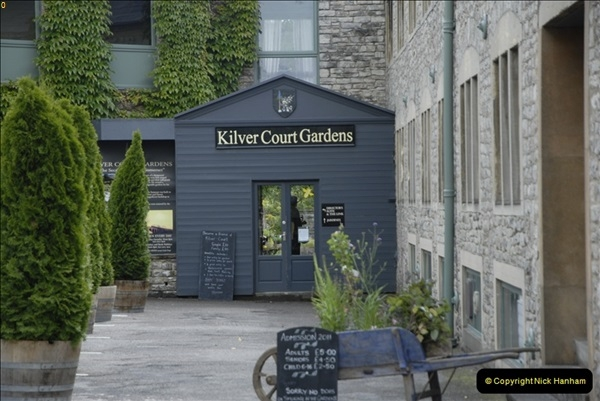 Kilver Court Gardens 07 July 2011