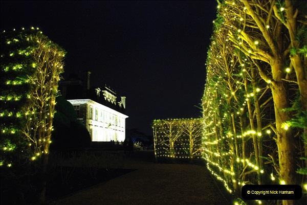 2018-12-12 Kingston Lacy (NT) Christmas lights.  (10)10
