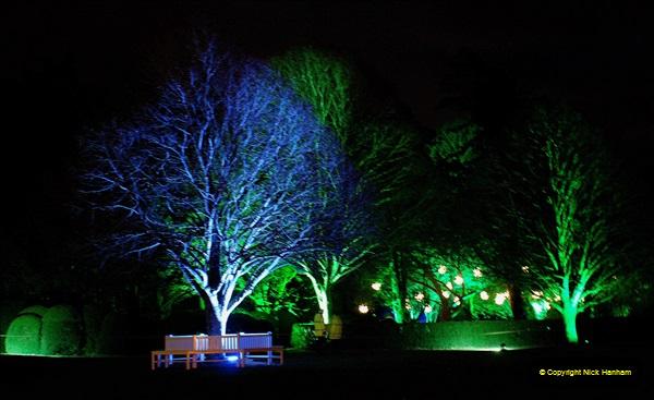 2018-12-12 Kingston Lacy (NT) Christmas lights.  (18)18