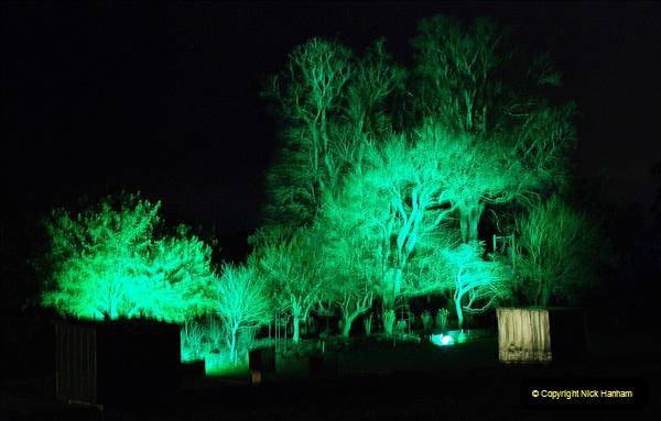 2018-12-12 Kingston Lacy (NT) Christmas lights.  (19)19