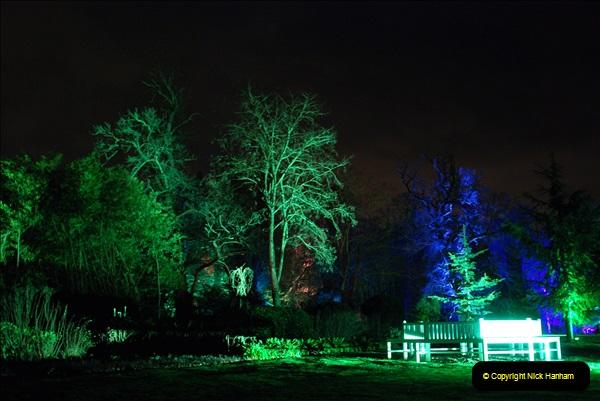 2018-12-12 Kingston Lacy (NT) Christmas lights.  (26)26