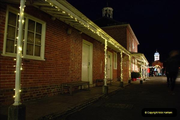 2018-12-12 Kingston Lacy (NT) Christmas lights.  (3)03