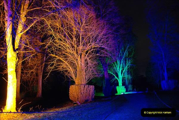 2018-12-12 Kingston Lacy (NT) Christmas lights.  (33)33