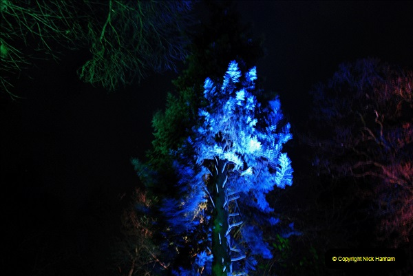 2018-12-12 Kingston Lacy (NT) Christmas lights.  (37)37