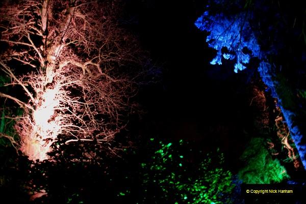 2018-12-12 Kingston Lacy (NT) Christmas lights.  (38)38