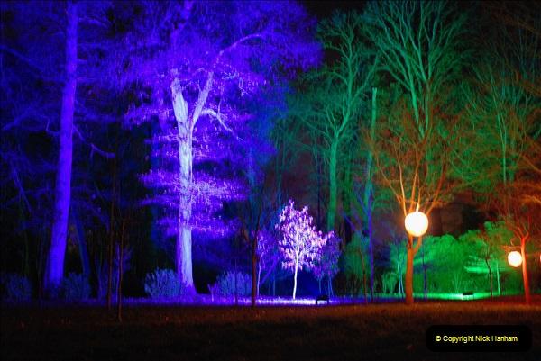 2018-12-12 Kingston Lacy (NT) Christmas lights.  (44)44