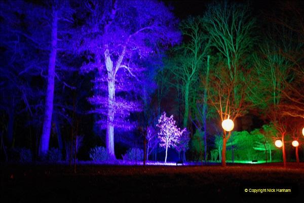 2018-12-12 Kingston Lacy (NT) Christmas lights.  (45)45