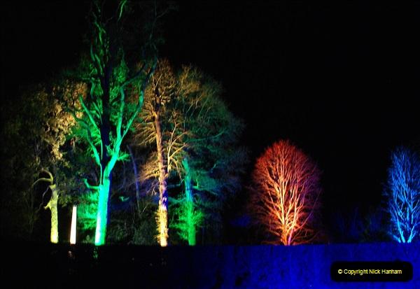 2018-12-12 Kingston Lacy (NT) Christmas lights.  (47)47
