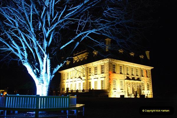 2018-12-12 Kingston Lacy (NT) Christmas lights.  (53)53