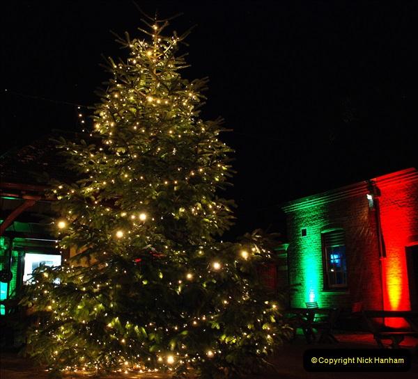 2018-12-12 Kingston Lacy (NT) Christmas lights.  (7)07