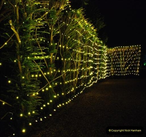 2018-12-12 Kingston Lacy (NT) Christmas lights.  (11)11