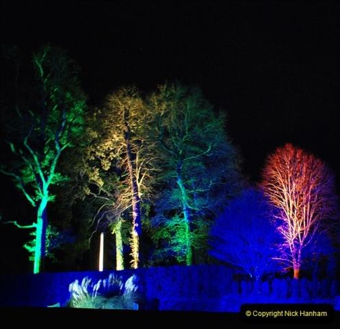 2018-12-12 Kingston Lacy (NT) Christmas lights.  (24)24