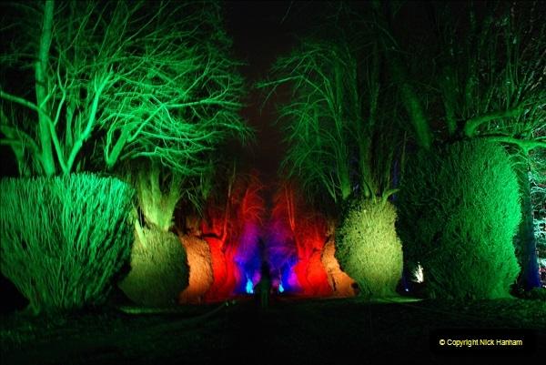 2018-12-12 Kingston Lacy (NT) Christmas lights.  (28)28