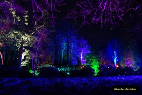 2018-12-12 Kingston Lacy (NT) Christmas lights.  (30)30
