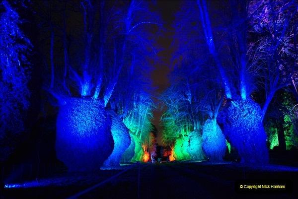 2018-12-12 Kingston Lacy (NT) Christmas lights.  (31)31