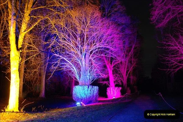 2018-12-12 Kingston Lacy (NT) Christmas lights.  (32)32