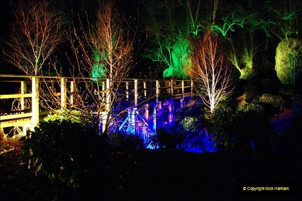 2018-12-12 Kingston Lacy (NT) Christmas lights.  (41)41