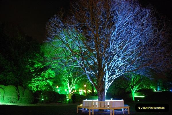2018-12-12 Kingston Lacy (NT) Christmas lights.  (52)52