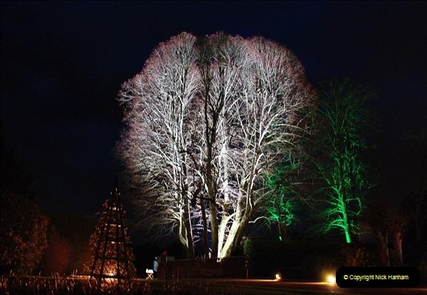 2018-12-12 Kingston Lacy (NT) Christmas lights.  (8)08