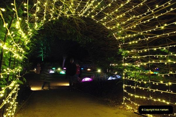 2018-12-12 Kingston Lacy (NT) Christmas lights.  (9)09