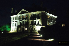 2018-12-12 Kingston Lacy (NT) Christmas lights.  (1)01