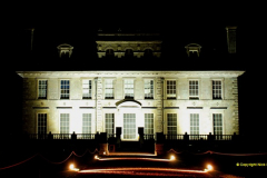 2018-12-12 Kingston Lacy (NT) Christmas lights.  (13)13