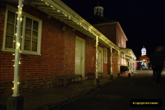 2018-12-12 Kingston Lacy (NT) Christmas lights.  (3)03