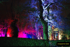 2018-12-12 Kingston Lacy (NT) Christmas lights.  (46)46