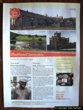 Lancashire  04 to 07 August 2016
