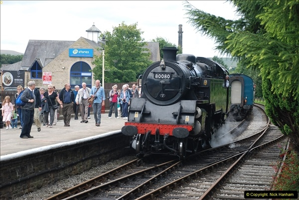 2016-08-05 At the East Lancashire Railway.  (39)071