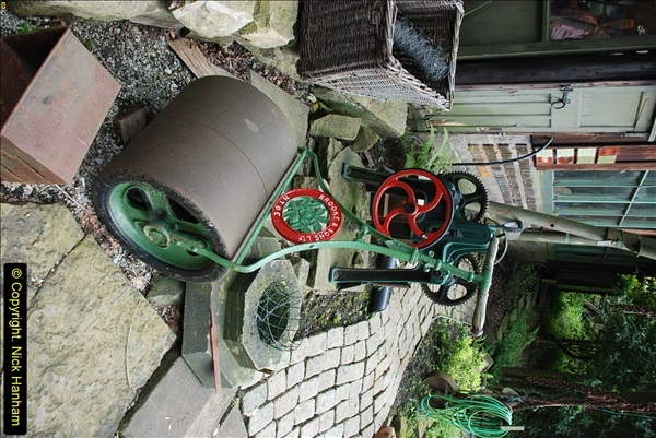 2016-08-06 At the Fred Dibnah Heritage Centre, Bolton, Lancashire.  (120)473